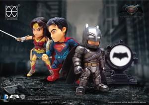 蝙蝠侠(Batman)、超人(Superman)、神力女超人(WonderWoman)