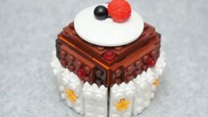 乐高(Lego)积木拼美食