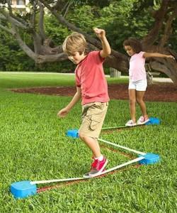 特别的儿童节礼物之移动平衡箱