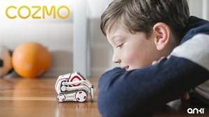迷你智能赛车新款玩具机器人Cozmo