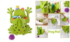 美国Boon浴室用品整理玩具(含幼儿启智浴伴)